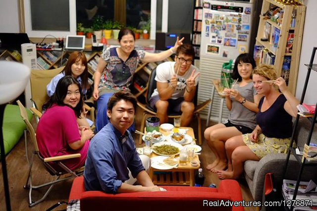 BnB Guesthouse GET Hongdae, Seoul: Our Guests