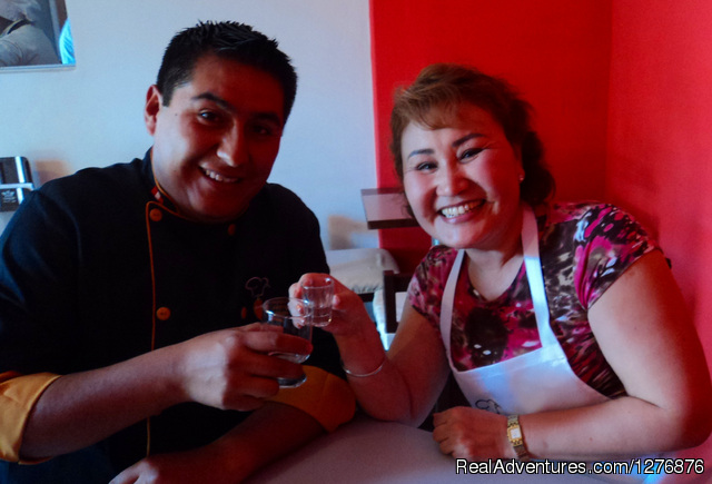 Cheers - Cooking classes in Arequipa