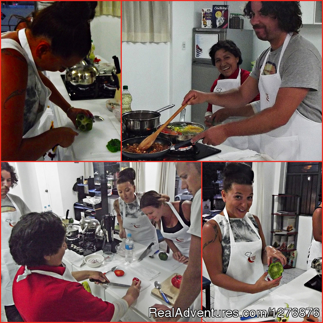 - Cooking classes in Arequipa