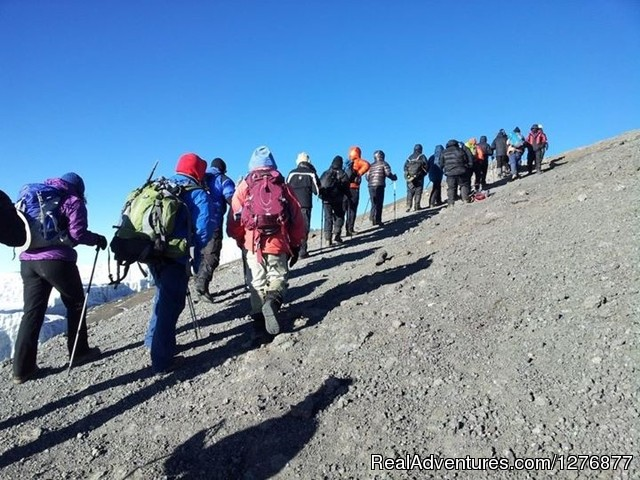 Mt. Kilimanjaro - The premier outfitter for climbing Mt.Kilimanjaro