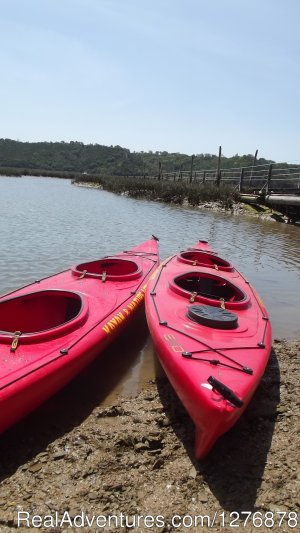 Kayaking & Trekking in SW of Portugal Odemira, Portugal Kayaking & Canoeing