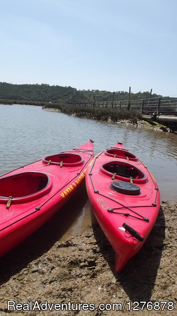 Kayaking & Trekking in SW of Portugal