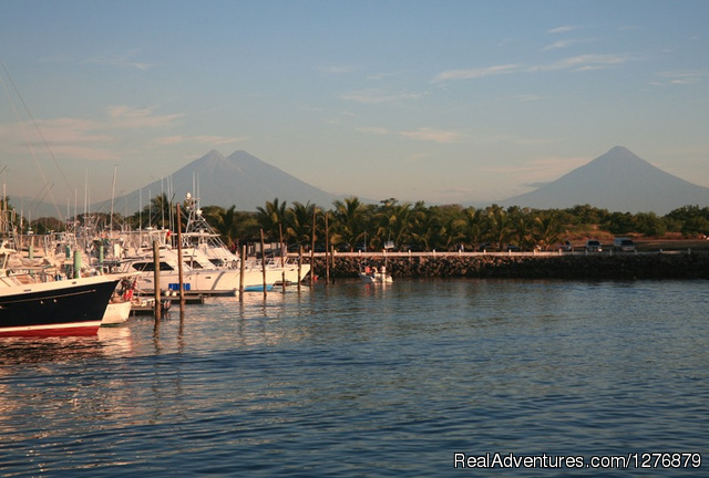 Morning at the Port (#6 of 15) - Guatemala Adventures