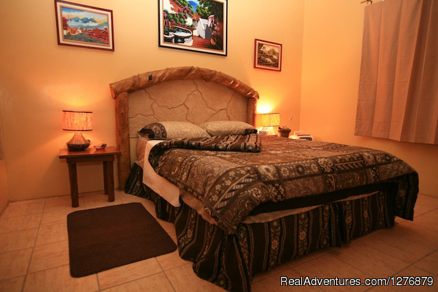 Our Private Suites - Your Home Away From Home in Guatemala