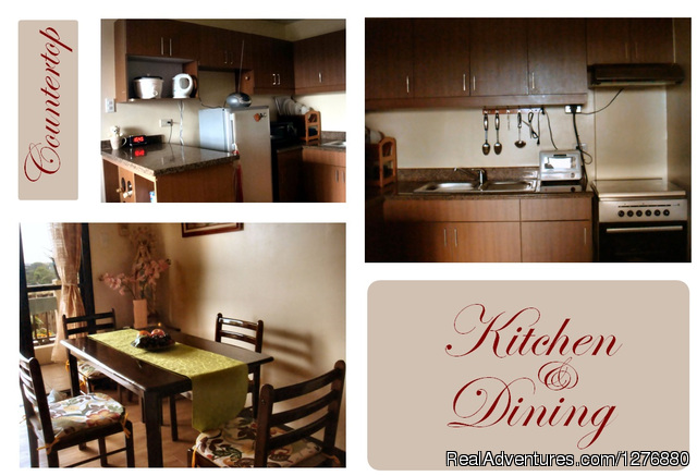 Kitchen & Dining Room - Vacation Rental - FREE Airport Pick up
