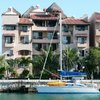 Views of both the CaribbeanSea and the Marina Puerto Aventuras, Mexico Vacation Rentals