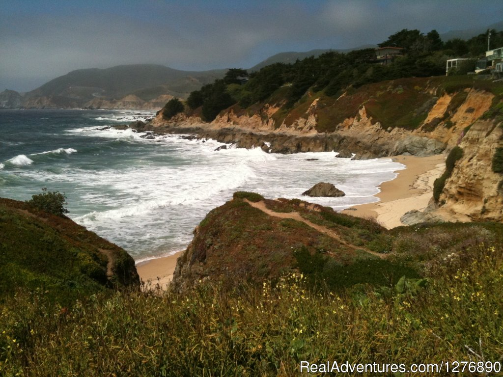 Montara Lighthouse View | Image #15/17 | Inn to Inn Hiking to San Francisco