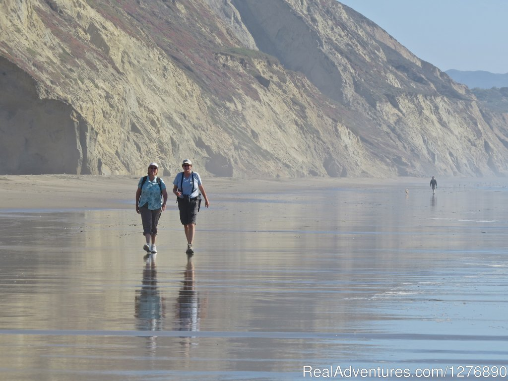 Quiet beach walk | Image #16/17 | Inn to Inn Hiking to San Francisco