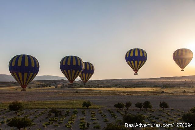 Fulfill Your Dreams with AtmoSfer Balloons Avanos, Turkey Ballooning