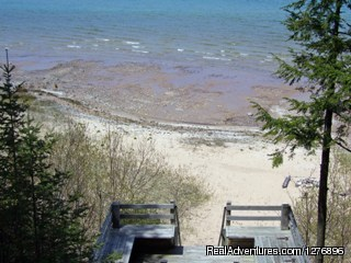 Sturgeon Bay Cottage lake front - Holiday Vacation Rentals