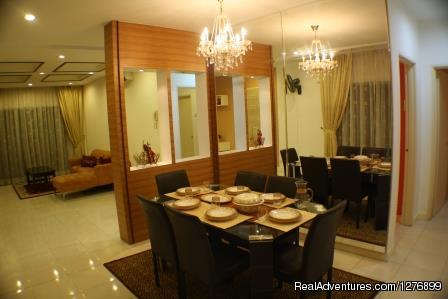 Dining Hall - Short Stays in Kuala Lumpur