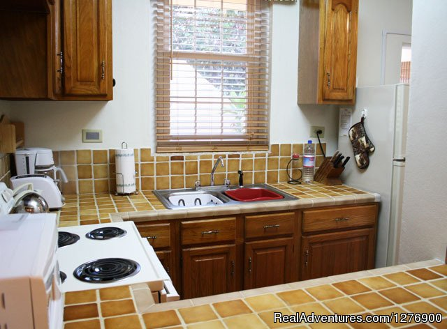 Kitchen | Image #8/9 | Beautiful Apartment near Golf and Beaches-sleeps 4