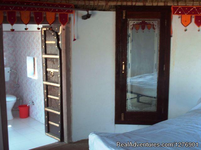 Room Inside - Umaid Safaris & Desert Lodge, Bikaner
