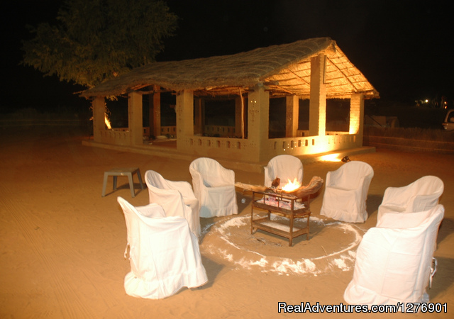 - Umaid Safaris & Desert Lodge, Bikaner
