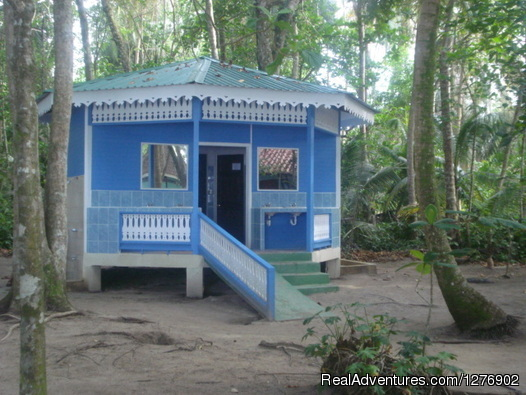 Traditional Caribbean Architecture at Cahuita - Deeper Costa Rica: An Eco-Trek Adventure