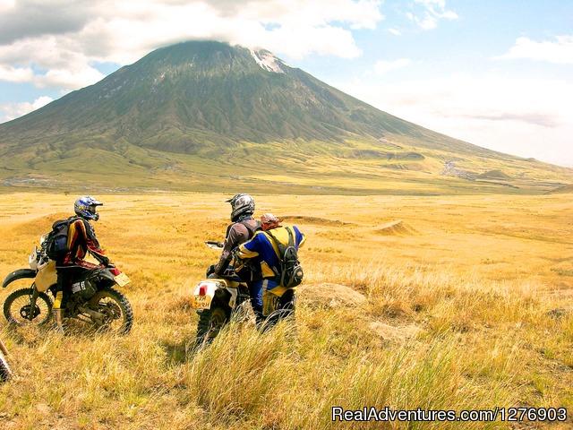 - Motorbike Safaris