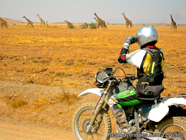 Image #6 of 22 - Motorbike Safaris
