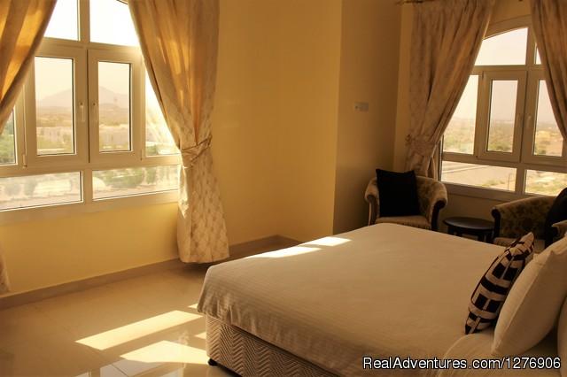 Lobby - Nizwa Hotel Apartments
