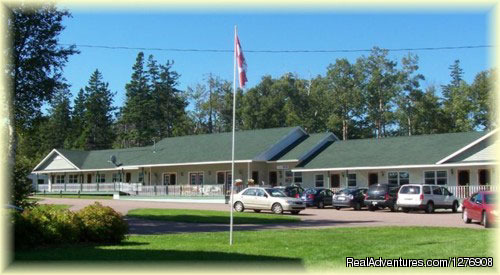 Ten Room Motel - We Offer Something For Everyone At Briarwood