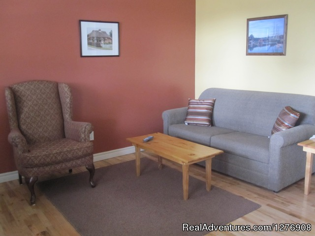 Livingroom in a one bedroom suite. - We Offer Something For Everyone At Briarwood