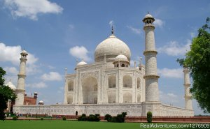 Legendary Moto Rides New Delhi, India Motorcycle Tours
