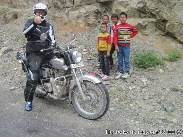 Interact with Locals - Legendary Moto Rides