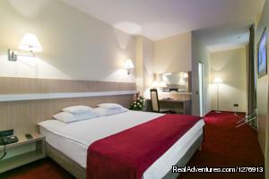 Trianon Hotel Bucharest Superior Room 007