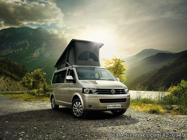 Adventure Base Campervan Rental