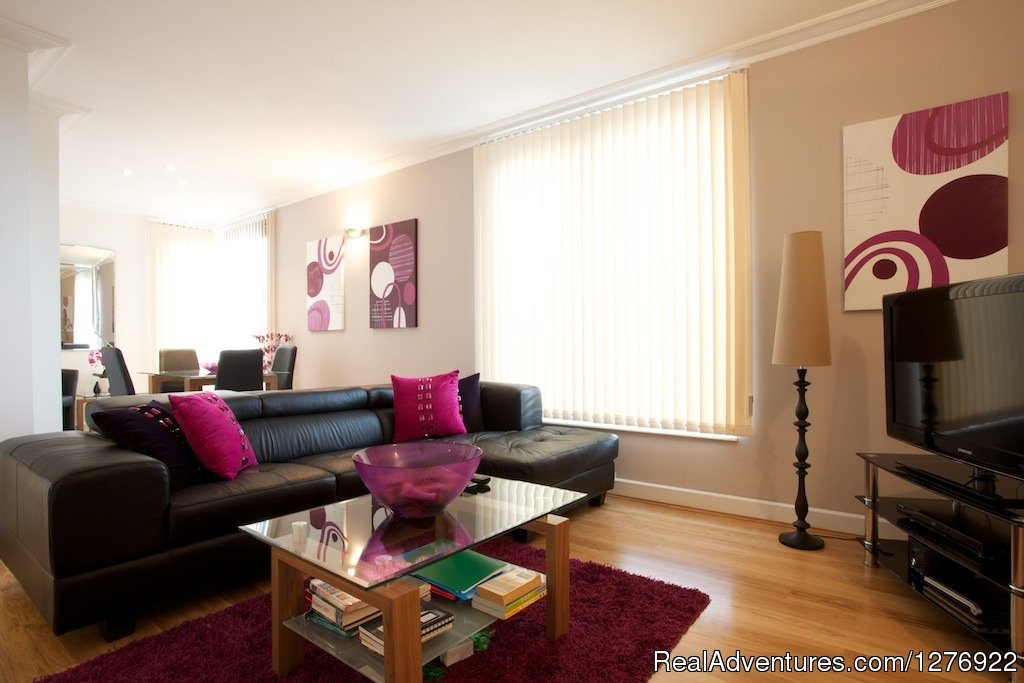 Modern South Kensington Apartment | Image #2/23 | Quality London Serviced Apartment for Great Breaks