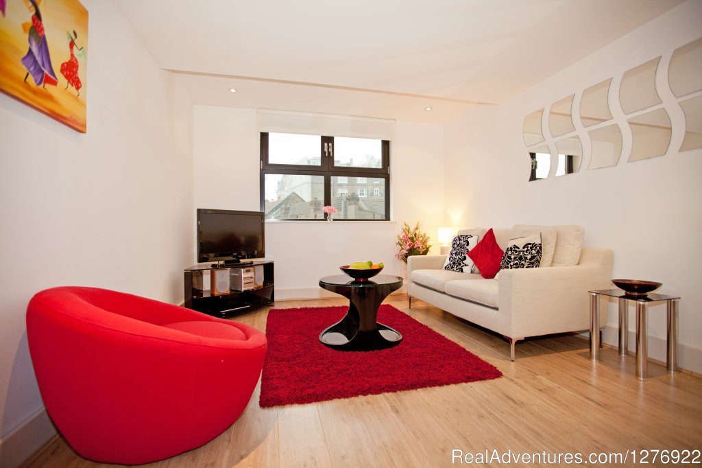 Modern South Kensington Apartment | Image #7/23 | Quality London Serviced Apartment for Great Breaks