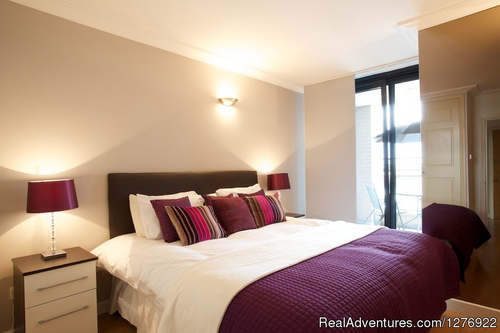 We offer over 100 different serviced apartments and short lets in all areas of London.  Studio start from £60, 1 bed £140+, 2 bed £258+, 3 bed from £310 per night.