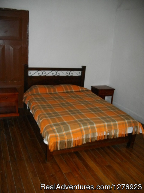 Double Room - Hostel Caldas