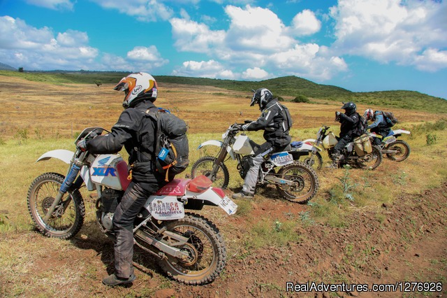 - Motorbike Safari In Tanzania - 10 Days