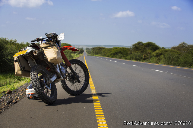 - Africa On Two Wheels