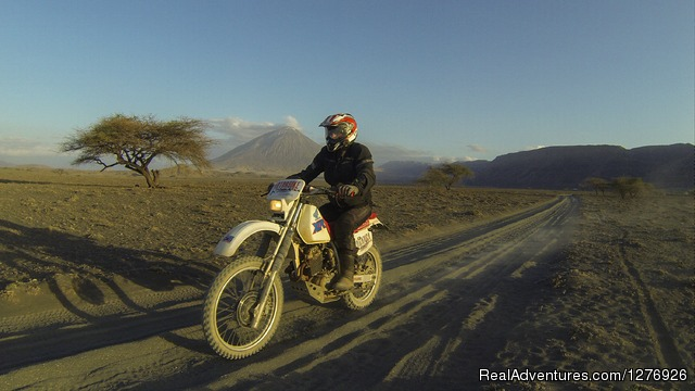 Motorbike Safari In Tanzania - 10 Days Motorcycle Tours Tanzania