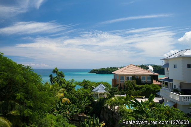Luxury Jamaica Villa: Jamaica Villa View