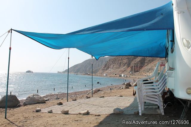- Perfect vacation On the beach in Eilat/israel