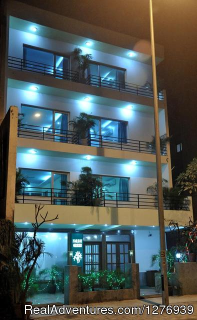 Luxurious Hotel in South Delhi ,New Delhi