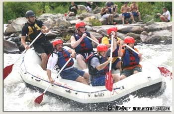 Ocoee Adventure Center: Ocoee Rafting with OAC