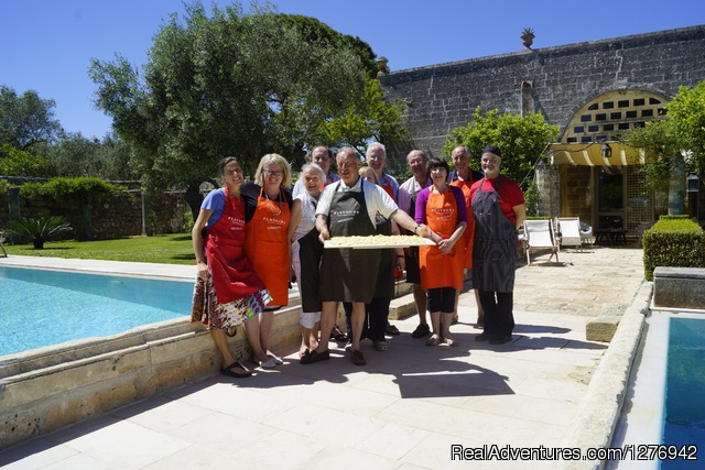 - Cooking Tours in Italy