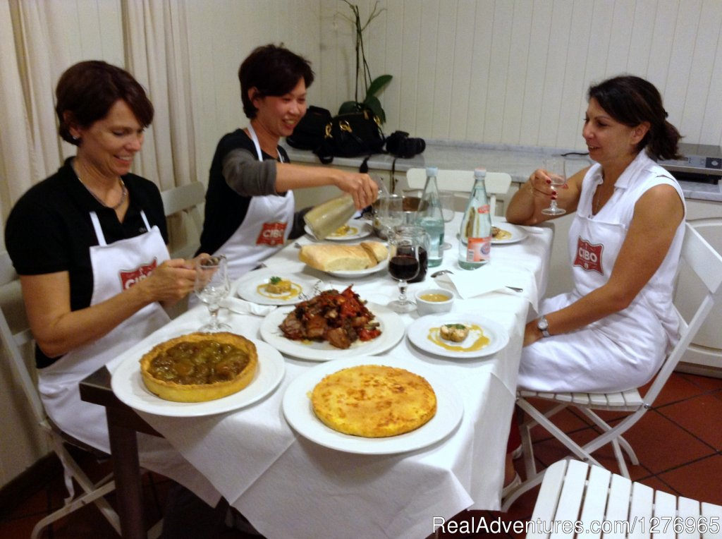 Eat What You Create- Authentic Recipes | Image #7/8 | Hands-On Cooking Classes In Bologna, Italy