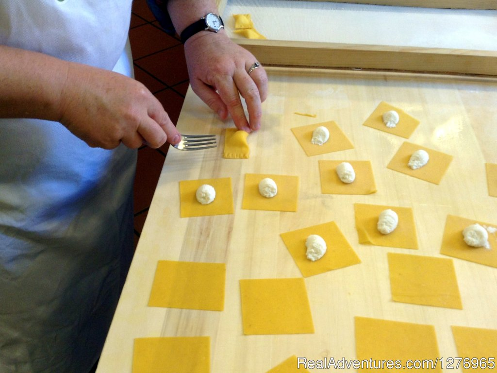 Pasta of All Types  and or Cook An Entire. Meal | Image #8/8 | Hands-On Cooking Classes In Bologna, Italy