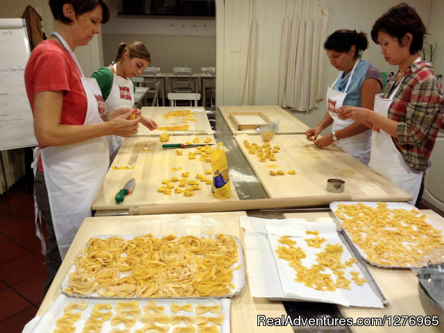 Hands-On Cooking Classes In Bologna, Italy