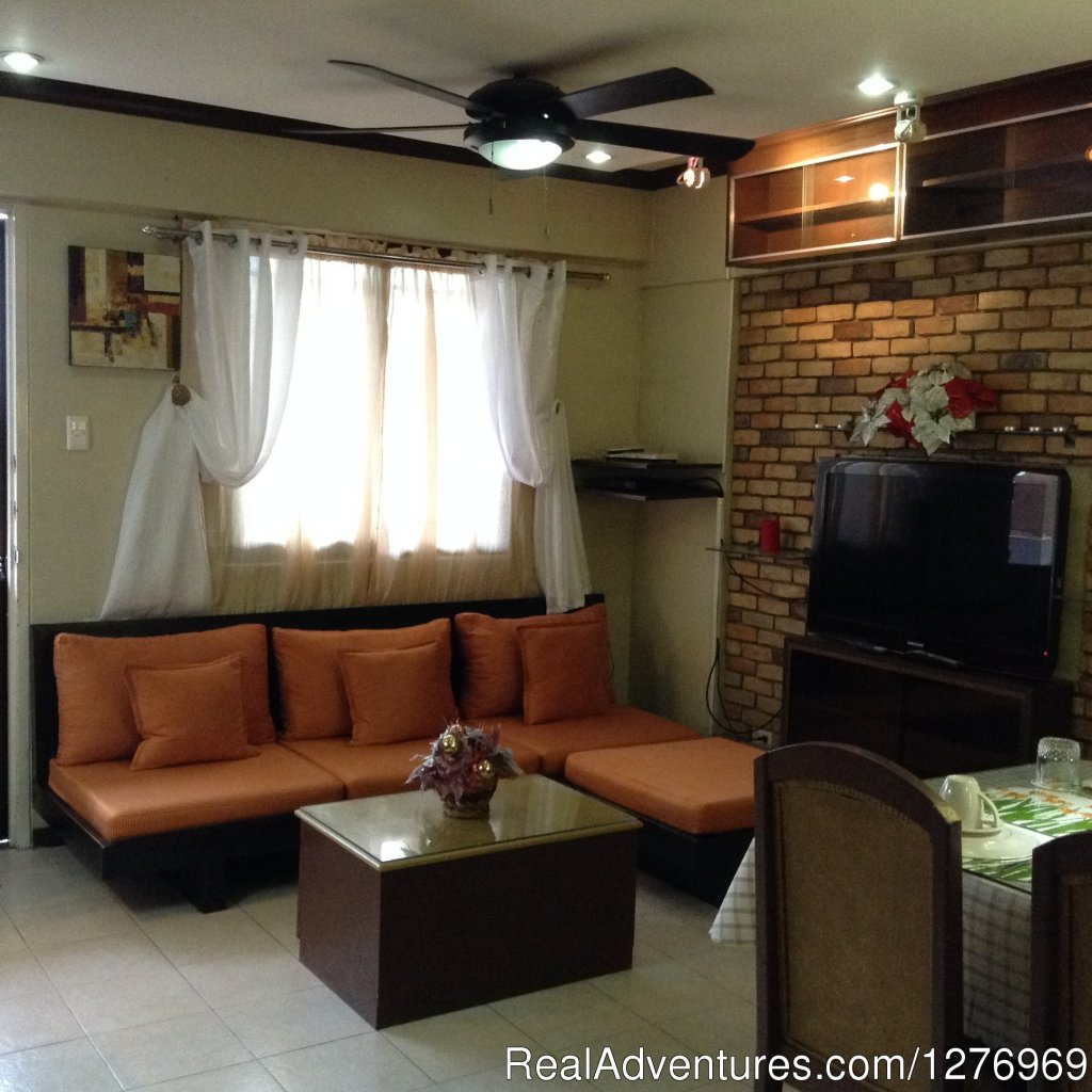Image #2/8 | Affordable 2br Furnished Condo For Rent In Pasig