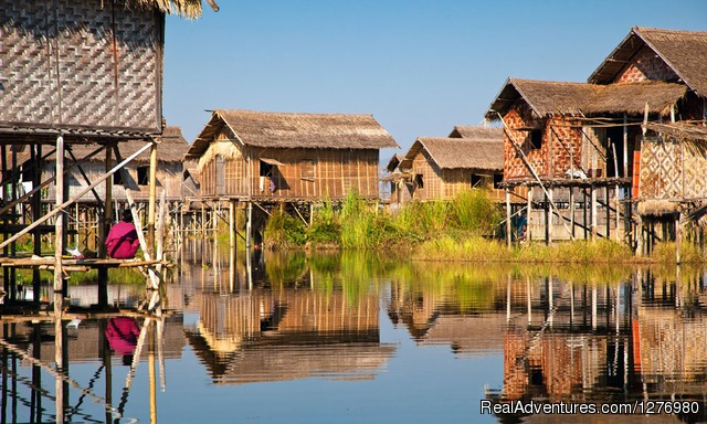 Culinary Tour Of Myanmar's Inle Lake: