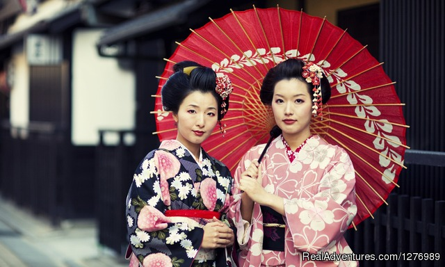 Beauty And Balance: Exploring Kyoto