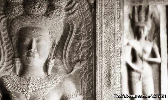 ANGKOR ADVENTURE: TREK AND BIKE  - 6 Days 5 Nights: