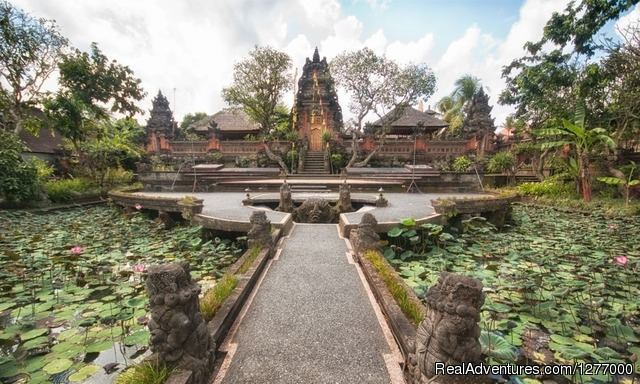 Active Ubud - Raft, Bike & Jeep Ubud, Indonesia Sight-Seeing Tours