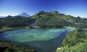 Home Of The Gods: Central Java Sight-Seeing Tours Jogyakarta, Indonesia
