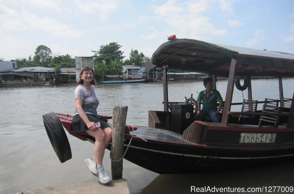 Image #7/8 | BIKING 5 days/4 nights - MEKONG DELTA